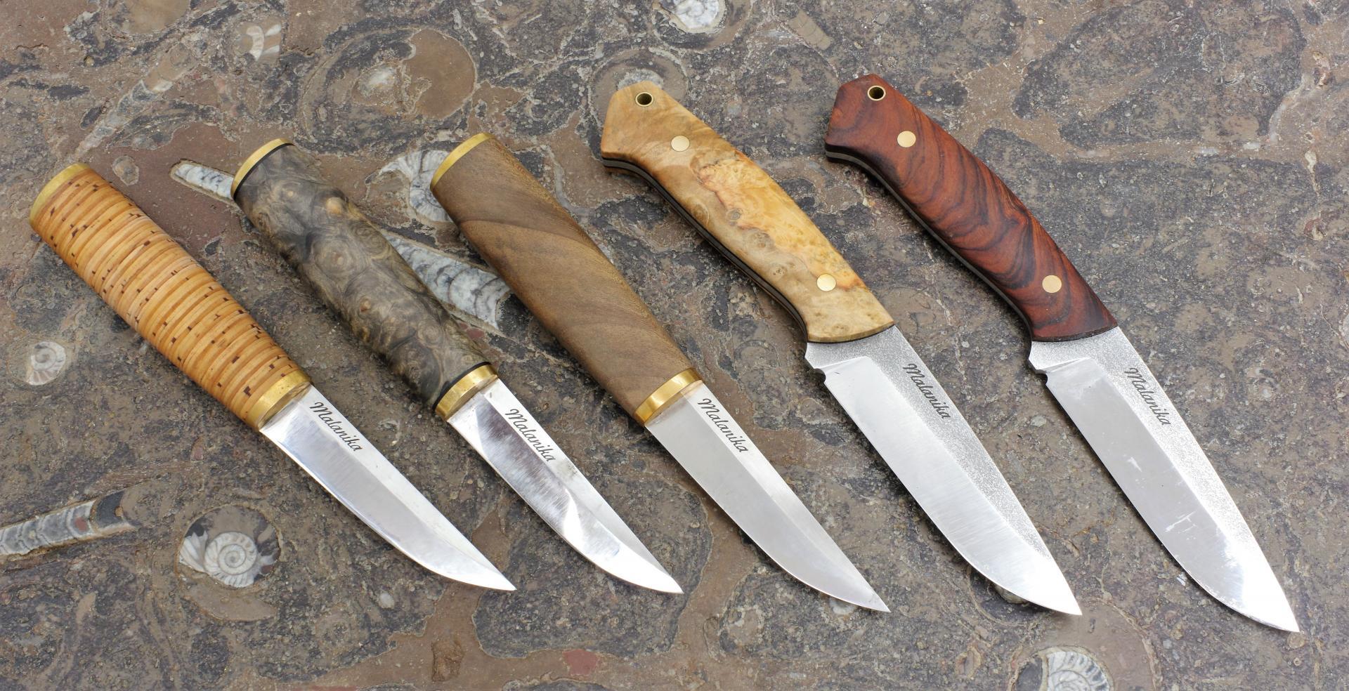 Interview: Dutch Bushcraft Knives - European Blades