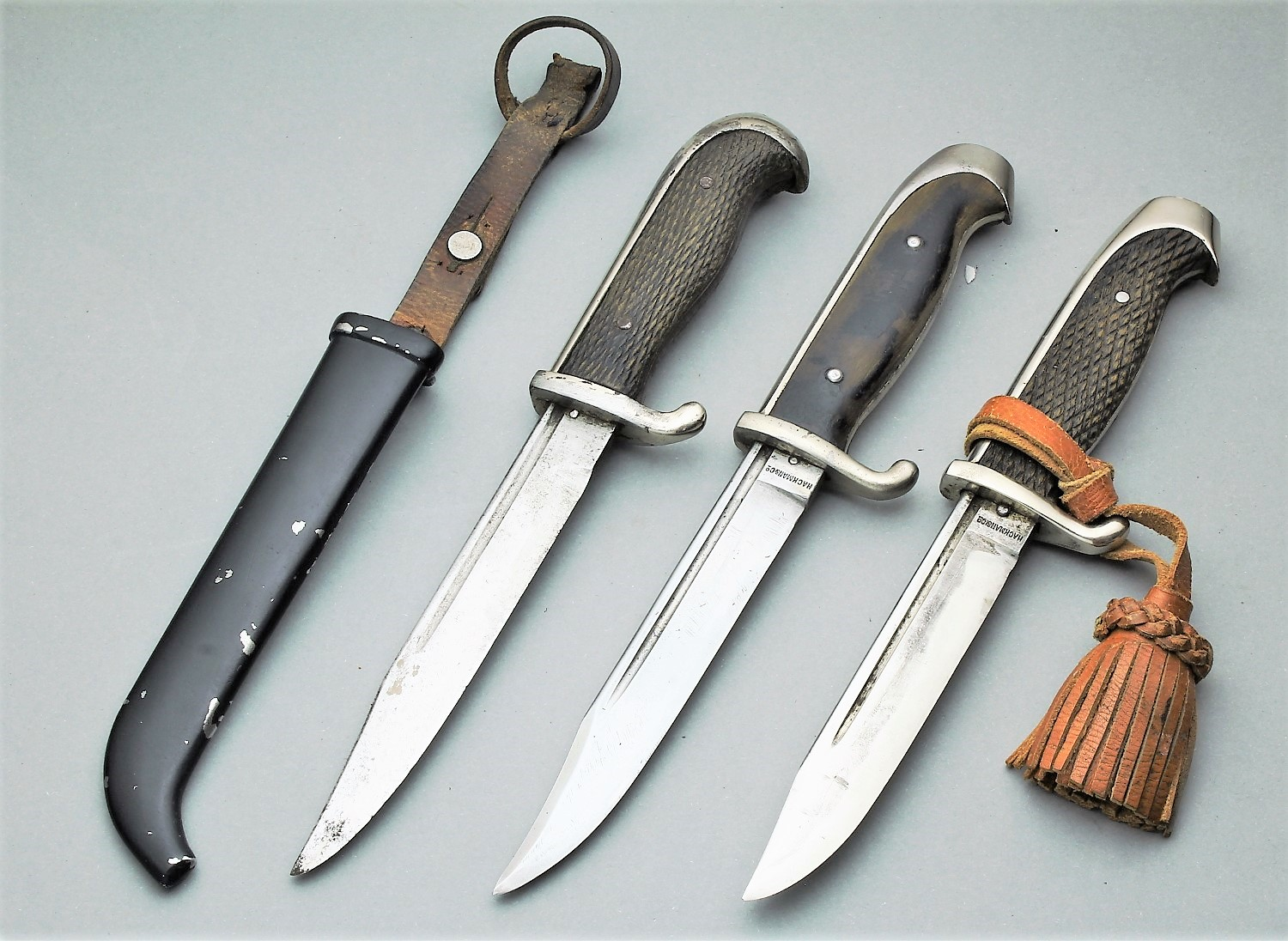 Finnish Military knives - European Blades